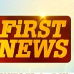 ಫಸ್ಟ್ ನ್ಯೂಸ್ | 29-01-2018