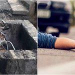 ಬೈಕ್ ಸಮೇತ ಓಪನ್ ಮ್ಯಾನ್ ಹೋಲ್ ಗೆ ಬಿದ್ದು, ಟಯರ್ ಸ್ಫೋಟಗೊಂಡು ಯುವಕ ದುರ್ಮರಣ