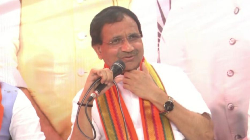 Bhagwanth khuba Bidar MP