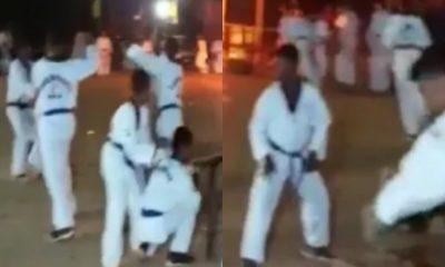 Pudukottai Karate Master Death