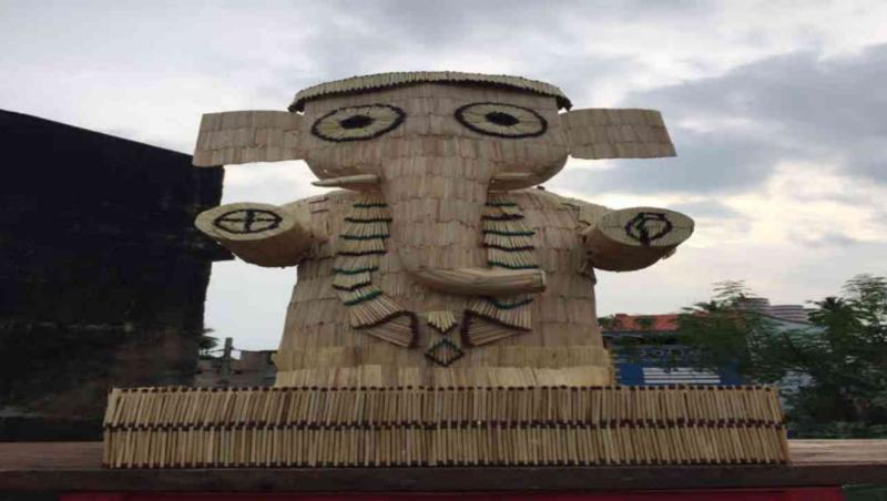 Ganesha idol-
