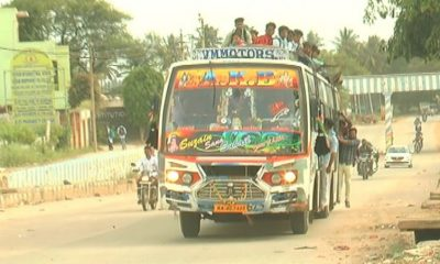 Students Bus